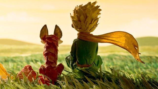Лис з «Маленького принца» заговорив голосом Олега Скрипки