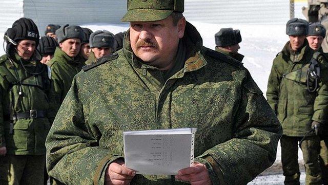 У Міноборони назвали російських генералів, відповідальних за бойові дії на Донбасі