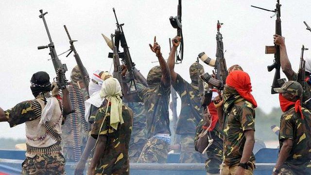Нігерійські пірати викрали польських моряків