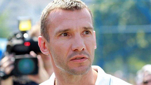 Андрій Шевченко може увійти до тренерського штабу збірної України на Євро-2016