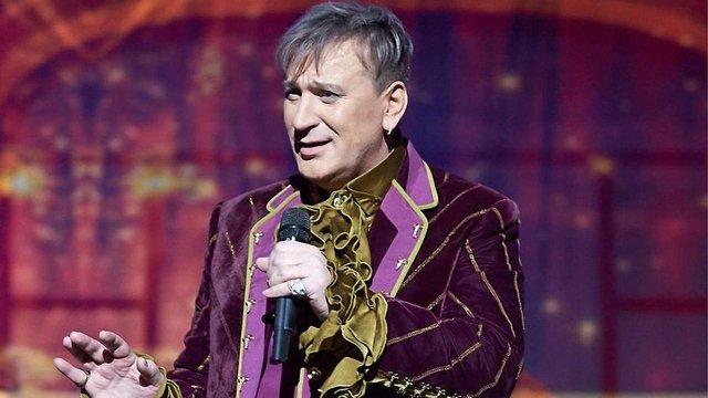 В Україні скасували концерти російського співака Пєнкіна