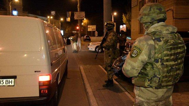 Поліція готується до можливих провокацій бойовиків на виборах в Маріуполі