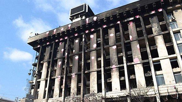 Будинок профспілок у Києві мають реконструювати за рік