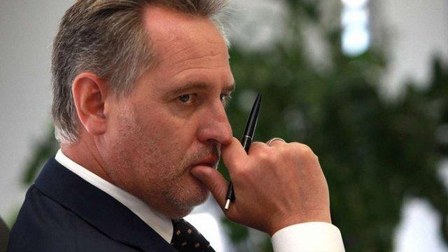 Якщо Фірташ повернеться в Україну, то буде заарештований, – Геращенко