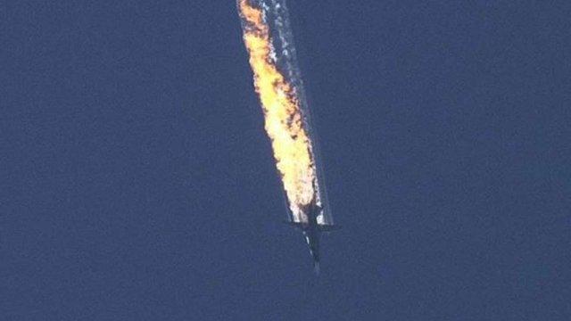 Китай назвав збиття російського Су-24 нещасним випадком
