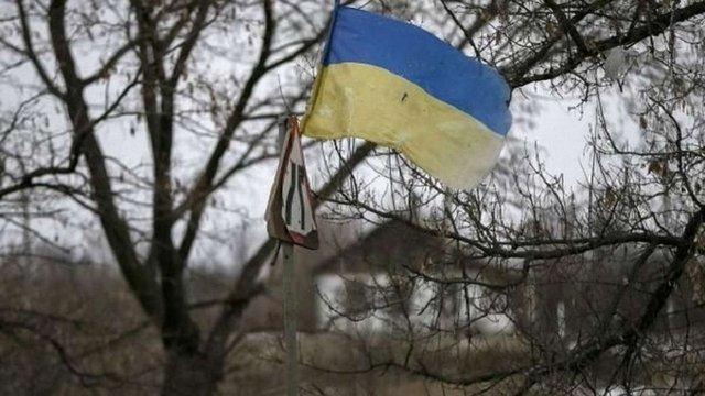 У зоні АТО п'ятеро українських військових підірвалися на розтяжці