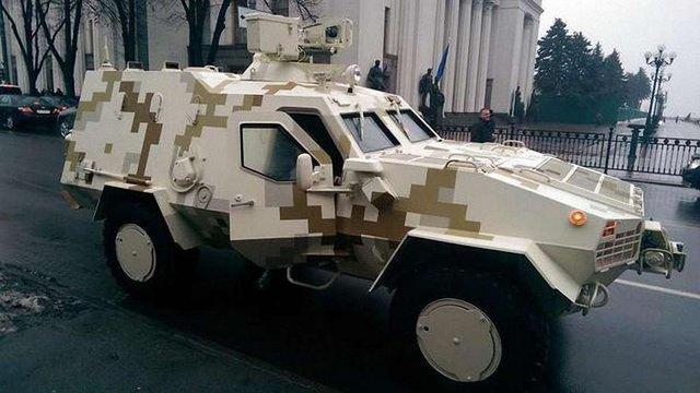 Бронетранспортер «Дозор» не пройшов випробування Міністерства оборони