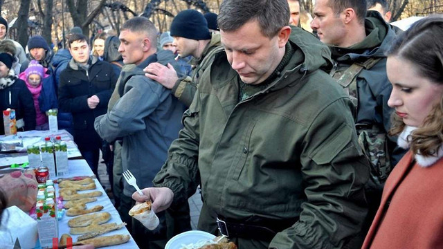 В окупованому Донецьку річницю Голодомору «відзначили» фестивалем їжі