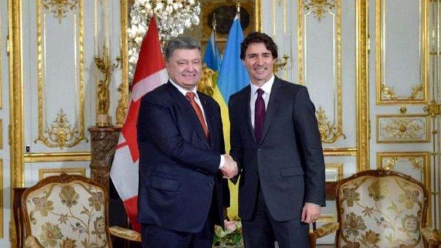Канада сприятиме посиленню здатності ЗСУ протидіяти сучасним загрозам, – Трюдо
