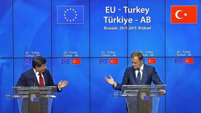 Туреччина і ЄС досягли угоди у питанні мігрантів, – Туск