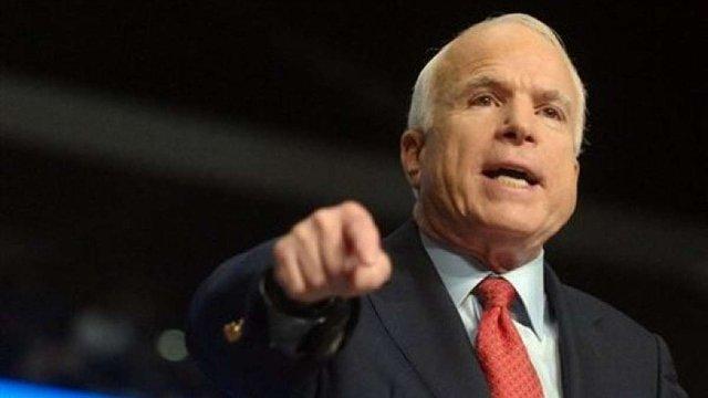 Маккейн попросив відправити до Сирії та Іраку 20 тис. американських військових