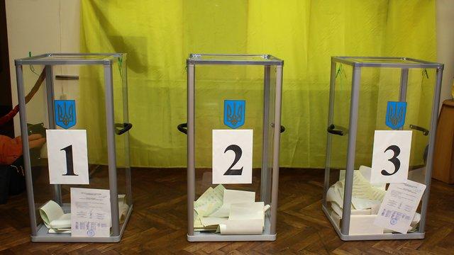 Голосування на одній з дільниць у Красноармійську визнали недійсним
