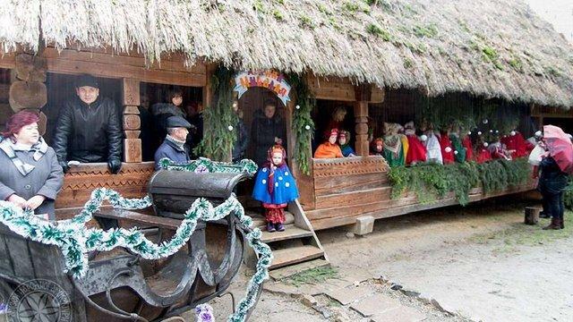 У Шевченківському гаю відкриють хатинку Святого Миколая