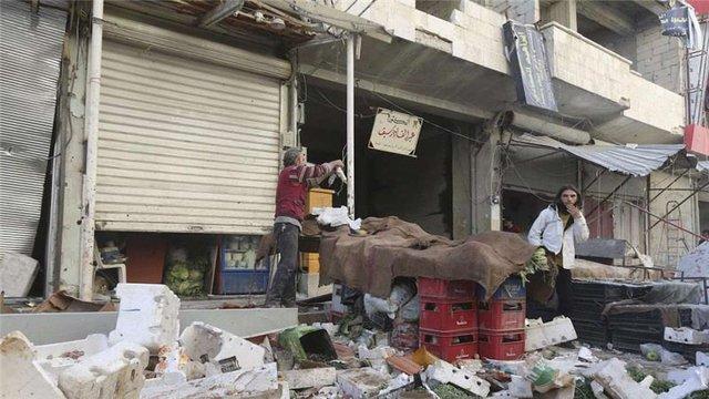 Росія знищила в Сирії пекарню, створену турецькими волонтерами