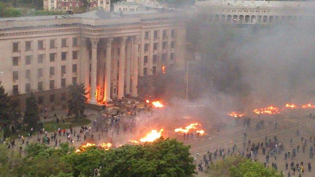 Апеляційний суд не дозволив випускати під заставу підозрюваних в одеській трагедії 2 травня