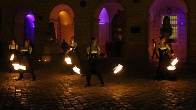 У ці вихідні львів'ян та туристів запрошують на «Ніч у Львові»