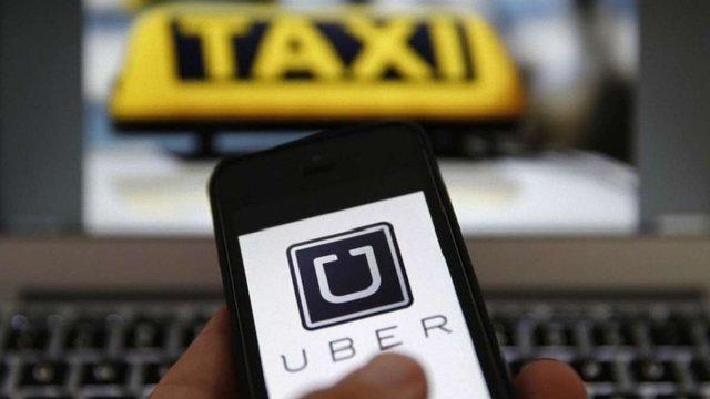 Мінінфраструктури анонсувало появу сервісу Uber в Україні
