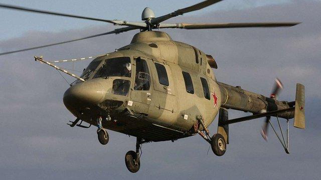 Російський гелікоптер порушив  повітряний простір Фінляндії