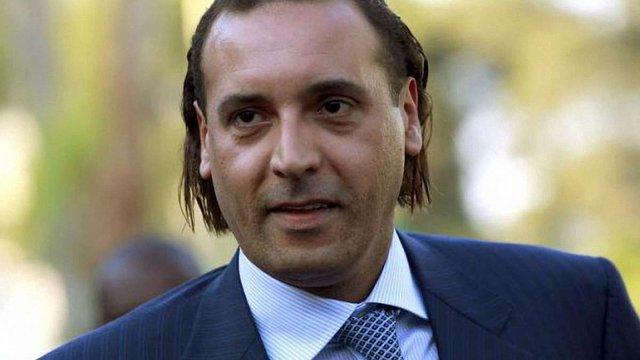 Викрадачі відпустили сина Каддафі