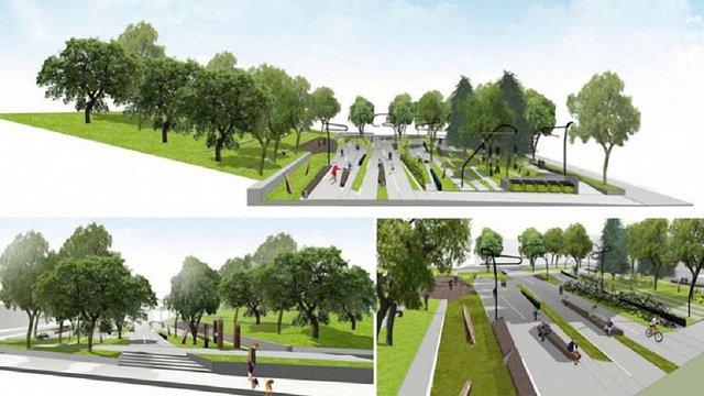 «Місце щасливих людей» у Львові облаштують за проектом дизайнерів з Дніпропетровська
