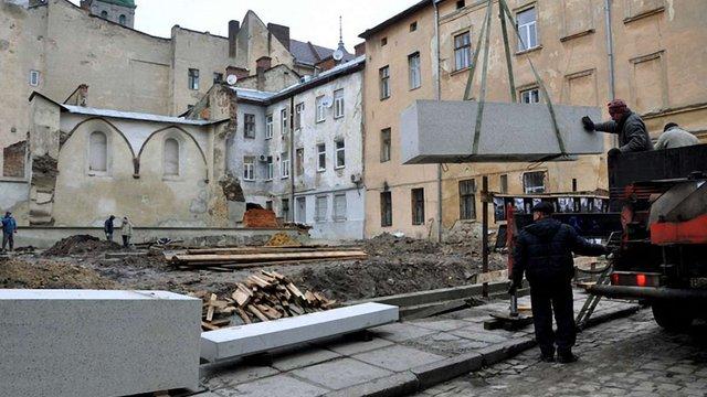 У Львові розпочали збір коштів для облаштування «Простору синагог»