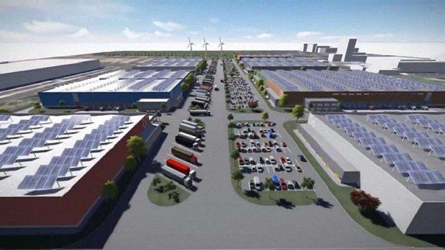Львівська міськрада дозволила продати ділянку для будівництва індустріального парку