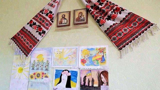 Жителі контрольованої Україною Мар'їнки не мають доступу до українських телеканалів