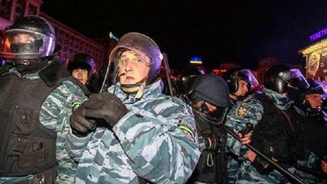 «Беркутівці», які розганяли Майдан, потрапили до нацполіції, – член комісії