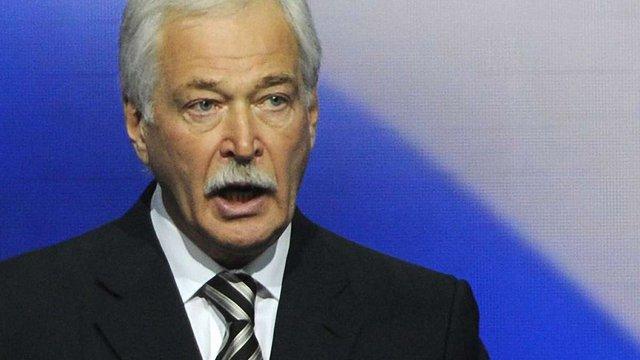 Геращенко переконує, що Гризлов не змінить позицію України у Мінську