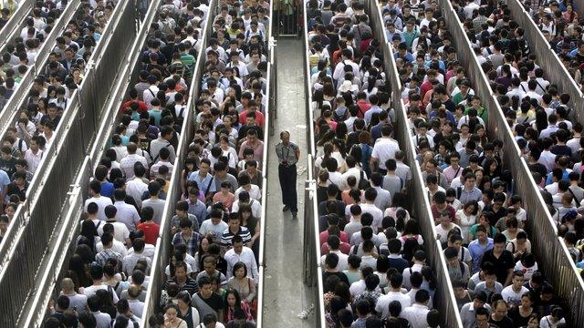 За рік населення Землі збільшилось на 78 млн людей