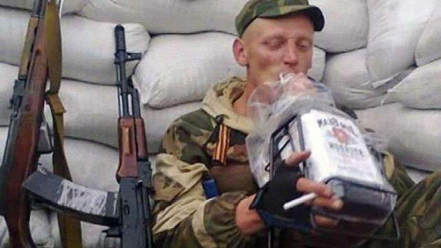 П'яні бойовики грабують та вбивають мирних жителів Донбасу, – розвідка