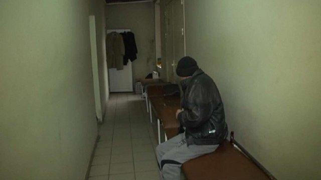 На час холодів у Львові діють пункти денного обігріву для безпритульних