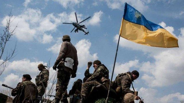 Пісню  гурту «Шабля» «Браття українці» визнано гімном АТО