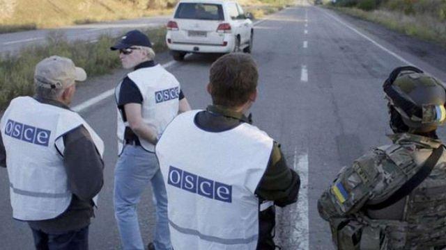 Спостерігачі ОБСЄ визнали події в Комінтерновому порушенням Мінських угод