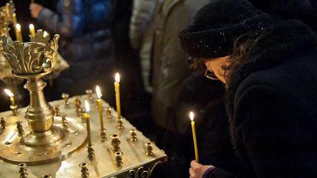 Львів'ян та гостей міста запрошують на новорічні богослужіння