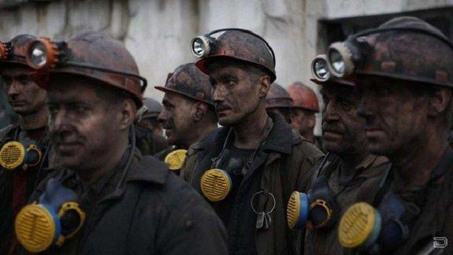 На трьох з шести шахтах ДП «Львіввугілля» страйкують шахтарі