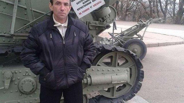 У Сімферополі зник ще один кримський татарин
