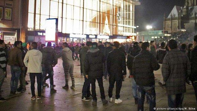 У низці країн Європи у новорічну ніч відбулися напади на жінок