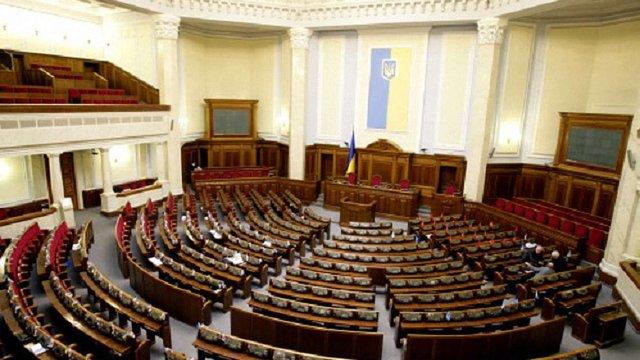 У рейтингу недовіри українців лідирує Верховна Рада