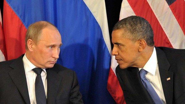 У розмові з Обамою Путін заявив про необхідність узгодження Конституції України з бойовиками