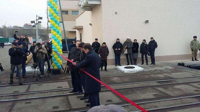 З України до Китаю вирушив перший вантажний потяг