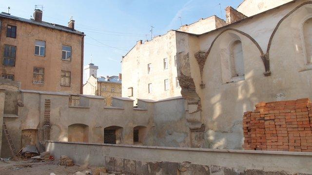На створення меморіального комплексу єврейського кварталу Львова зібрано майже ₴200 тис.