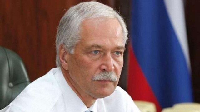 В СБУ заявили, що не видавали заборону на в'їзд Гризлова в Україну
