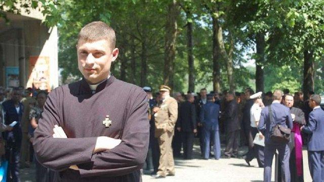Настоятелем храму Академії сухопутних військ став військовий капелан