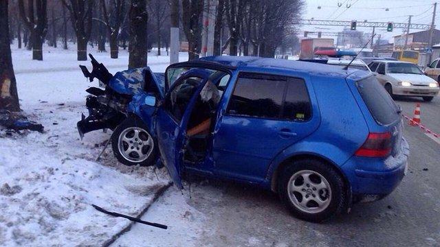 Внаслідок втрати свідомості львівський водій насмерть збив жінку