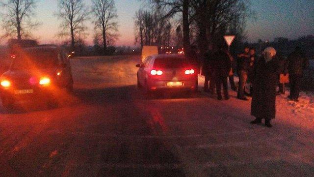 Активісти розблокували в'їзд до Грибовицького сміттєзвалища