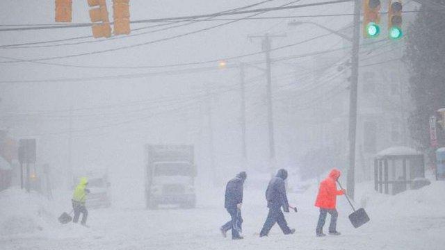10 людей загинули внаслідок снігової бурі в США
