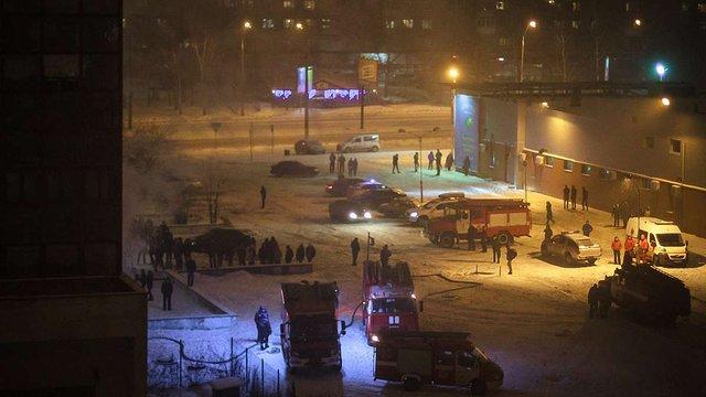 55757a589ef968 У Львові згорів магазин мережі спортивних товарів Мegasport - ZAXID.NET