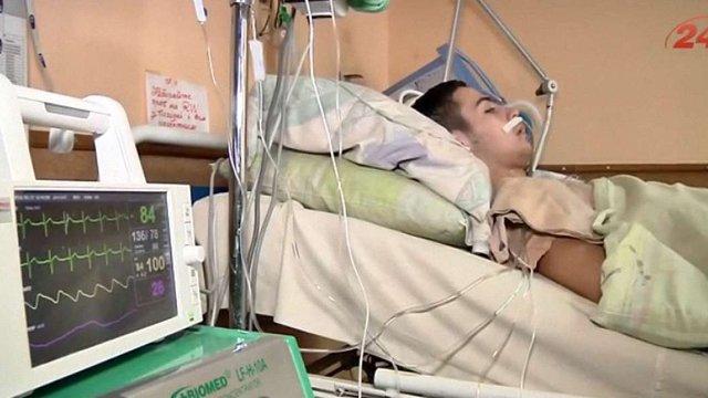 Менш ніж за добу на лікування 17-річного хлопця з Львівщини зібрали майже ₴750 тис.