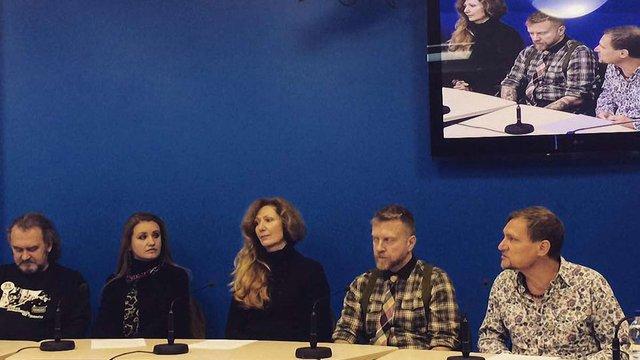 Українські музиканти просять закрити ефір для російської продукції
